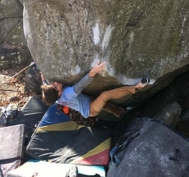 Featured Climber – Max Snyder