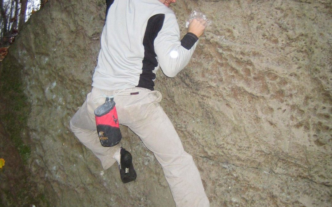Featured Climber – Jim Bowers