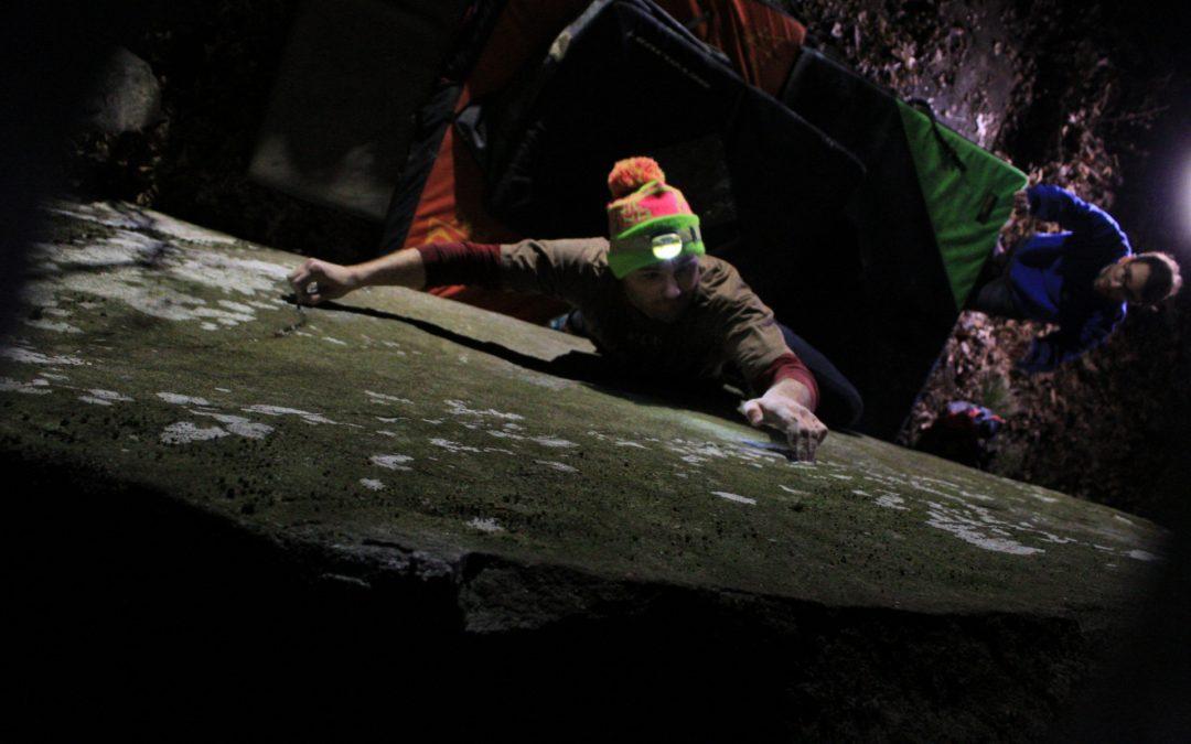 Featured Climber – Adam Hartman