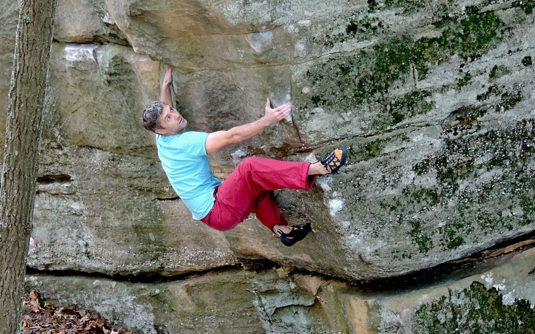 Featured Climber – Dana Harrington