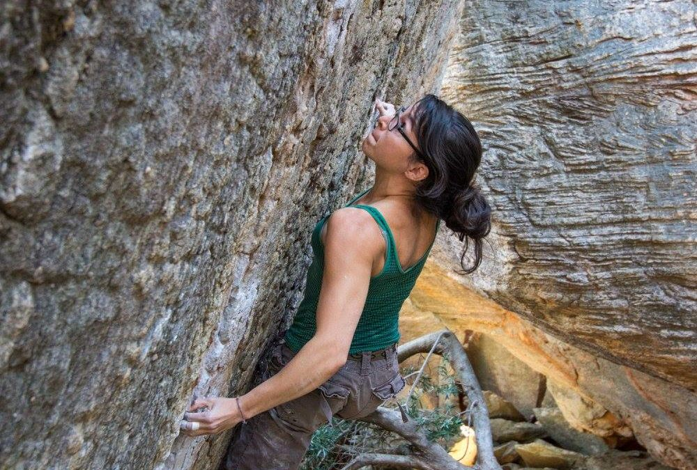 Featured Climber – Jocelyn Danna